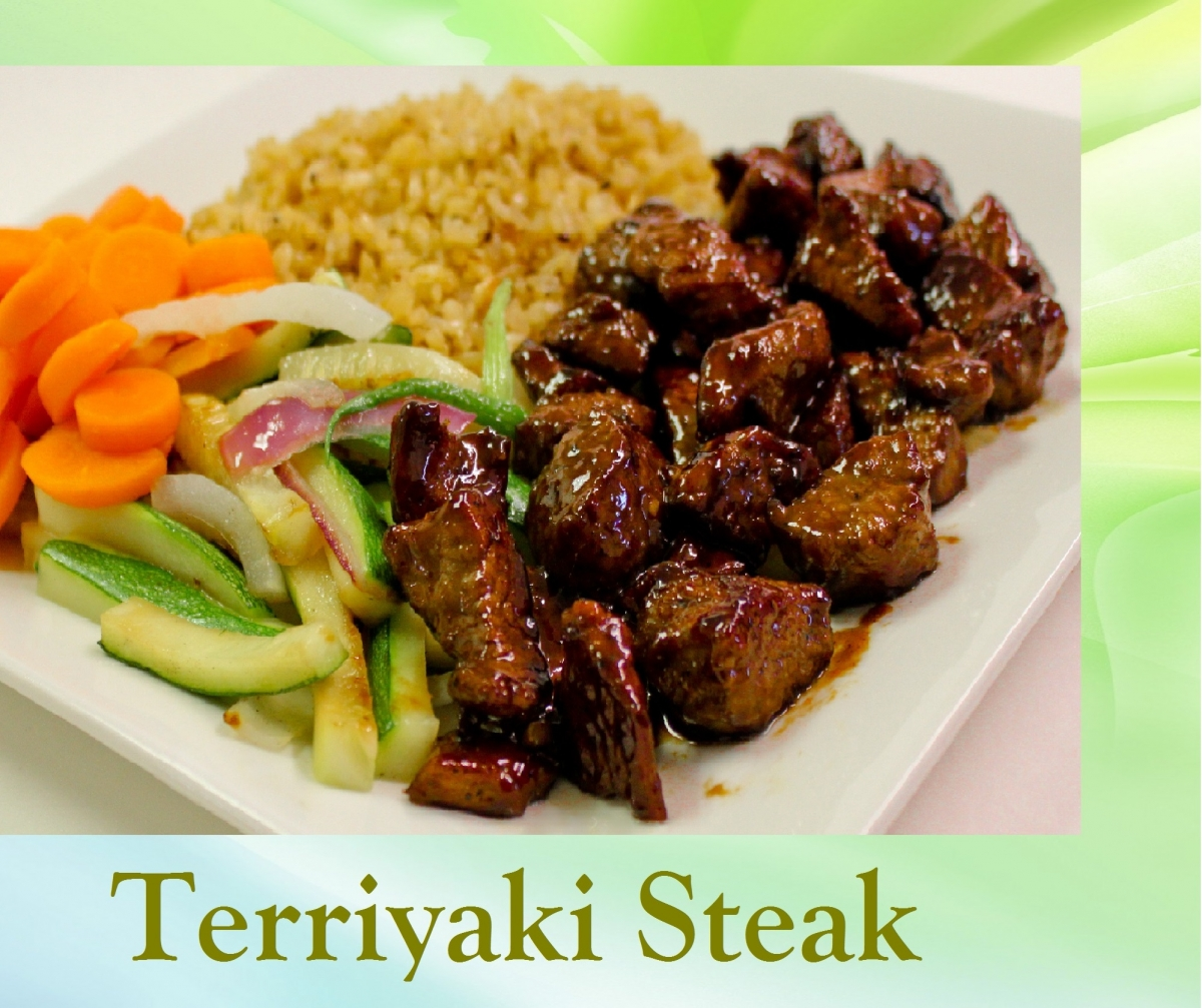 Terriyaki Steak