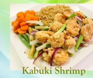 Kabuki Shrimp