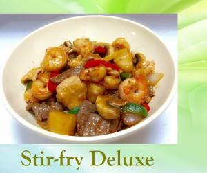 Stir-fry Deluxe