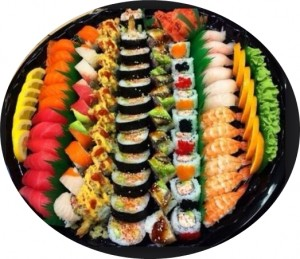 sushi party tray_crop